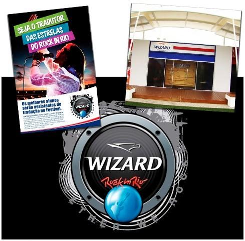Wizard x Rock in Rio 2012